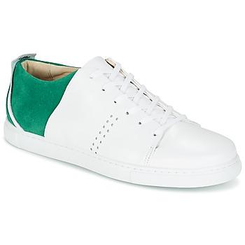 鞋子 男士 球鞋基本款 M. Moustache RENE 白色 / 绿色