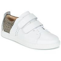 鞋子 女士 球鞋基本款 M. Moustache RENEE 白色 / Jacquard