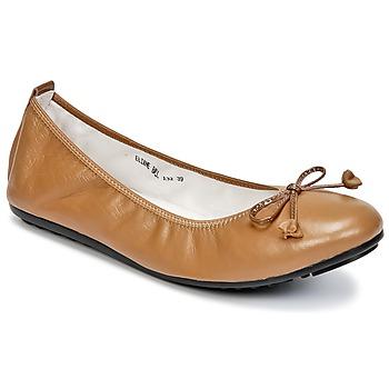 鞋子 女士 平底鞋 Mac Douglas ELIANE 棕色