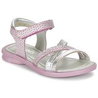 鞋子 女孩 凉鞋 Mod'8 JELGUY2 玫瑰色