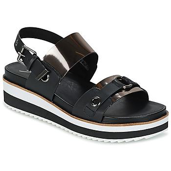 鞋子 女士 凉鞋 Coolway DOLPHIN 黑色