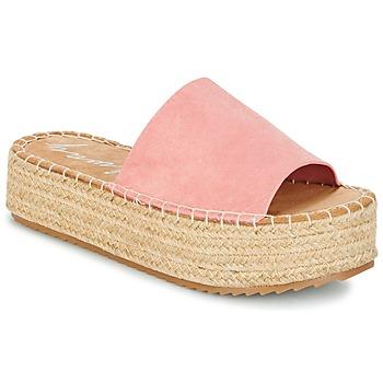 鞋子 女士 休闲凉拖/沙滩鞋 Coolway BORA 玫瑰色