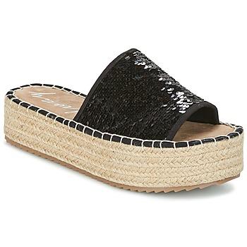 鞋子 女士 休闲凉拖/沙滩鞋 Coolway BORABORA 黑色