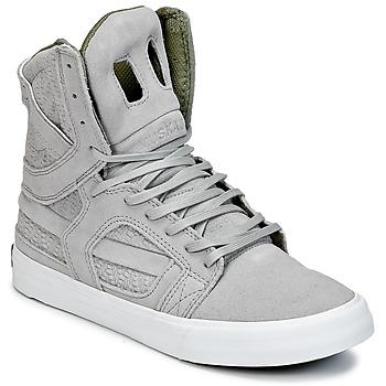 鞋子 高帮鞋 Supra SKYTOP II 灰色