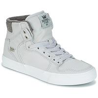 鞋子 高帮鞋 Supra VAIDER 灰色