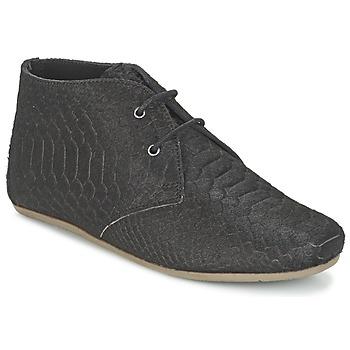 鞋子 女士 短筒靴 Maruti GIMLET 黑色