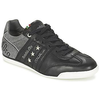 鞋子 男士 球鞋基本款 Pantofola d'oro IMOLA FUNKY UOMO LOW 黑色