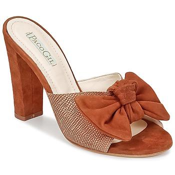 鞋子 女士 休閑涼拖/沙灘鞋 Paco Gil BRAZIL 棕色