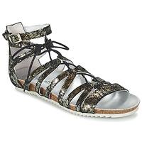 鞋子 女士 凉鞋 Regard RABAZO 黑色 / 银灰色