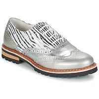 鞋子 女士 德比 Regard ROAXA 银灰色