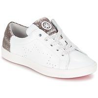 鞋子 女孩 球鞋基本款 Acebo's SOUDIN 白色