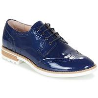鞋子 女孩 德比 Acebo's SUPPIL 海蓝色