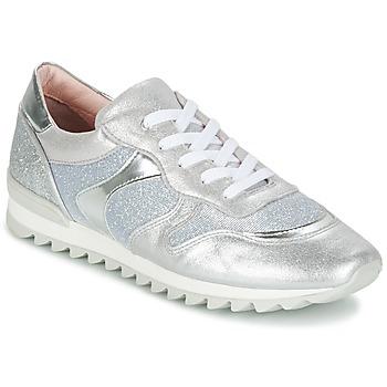 鞋子 女孩 球鞋基本款 Unisa DAYTONA 银色