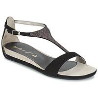 鞋子 女士 凉鞋 Unisa APICE 黑色