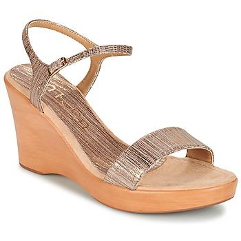鞋子 女士 凉鞋 Unisa RITA 灰褐色