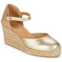 鞋子 女士 凉鞋 Unisa CACERES 银色