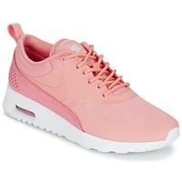 鞋子 女士 球鞋基本款 Nike 耐克 AIR MAX THEA W 玫瑰色