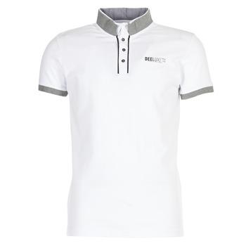 衣服 男士 短袖保罗衫 Deeluxe SQUART 白色