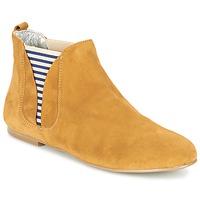 鞋子 女士 短筒靴 Ippon Vintage SUN FLYBOAT 驼色