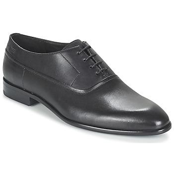 鞋子 男士 系带短筒靴 HUGO - Hugo Boss 50327201 黑色