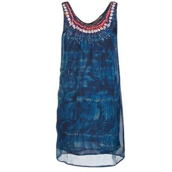 衣服 女士 短裙 Desigual LIORISE 蓝色