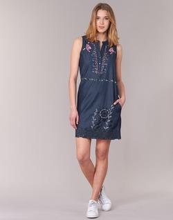 衣服 女士 短裙 Desigual LIORASE 蓝色