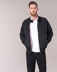衣服 男士 夹克 Ben Sherman 宾舍曼 HARRINGTON 黑色