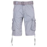 衣服 男士 短裤&百慕大短裤 Schott TR RANGER 30 灰色