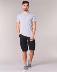 衣服 男士 短裤&百慕大短裤 Schott TR RANGER 30 黑色
