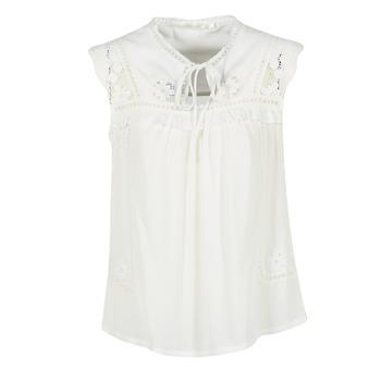 衣服 女士 女士上衣/罩衫 See U Soon 7116203 白色