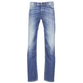 衣服 男士 直筒牛仔裤 Diesel 迪赛尔 SAFADO 蓝色 / 0859r