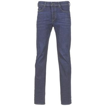 衣服 男士 直筒牛仔裤 Diesel 迪赛尔 BUSTER 蓝色 / 0860Z
