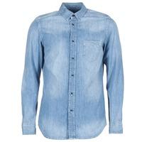 衣服 男士 长袖衬衫 Diesel 迪赛尔 D CARRY 蓝色