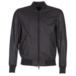 衣服 男士 皮夹克/ 人造皮革夹克 Diesel 迪赛尔 L POWELL 黑色