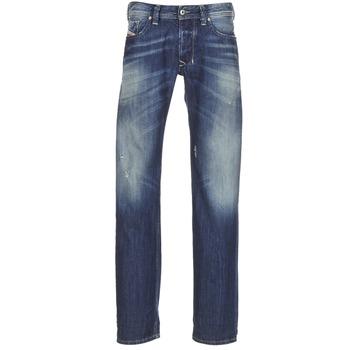 衣服 男士 直筒牛仔裤 Diesel 迪赛尔 LARKEE 蓝色 / 0859y