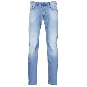 衣服 男士 直筒牛仔裤 Diesel 迪赛尔 BELTHER 蓝色 / 084cu