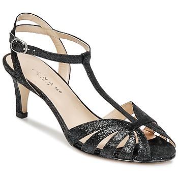 鞋子 女士 凉鞋 Jonak DOLIATE 黑色