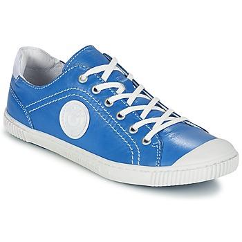 鞋子 女士 球鞋基本款 Pataugas BAHER F2C 蓝色