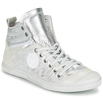 鞋子 女士 高帮鞋 Pataugas BANJOU/MT F2C 银灰色