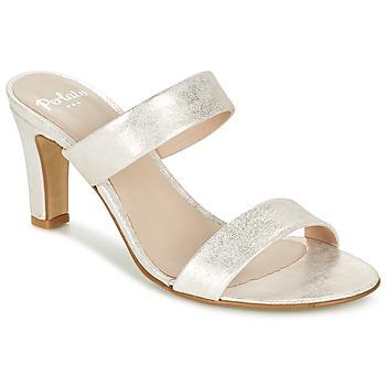 鞋子 女士 休闲凉拖/沙滩鞋 Perlato ADINILE 银灰色