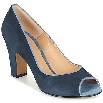 鞋子 女士 高跟鞋 Perlato CHEFINE 蓝色
