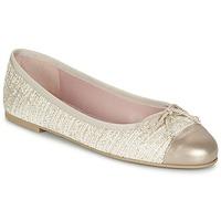 鞋子 女士 平底鞋 Pretty Ballerinas AMI 金色 / 玫瑰色