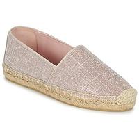 鞋子 女士 帆布便鞋 Pretty Ballerinas GALASSIA 玫瑰色