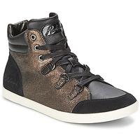 鞋子 女士 高帮鞋 Redskins CADIX 黑色 / 古銅色