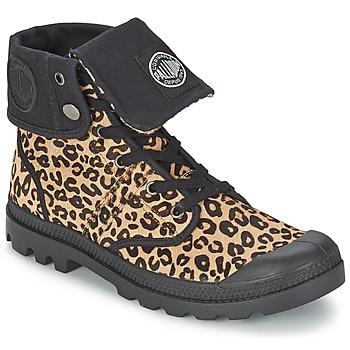 鞋子 女士 短筒靴 Palladium 帕拉丁 BAGGY PN Leopard