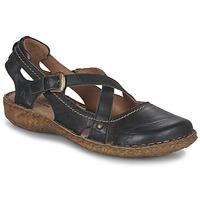 鞋子 女士 凉鞋 Josef Seibel ROSALIE 13 黑色