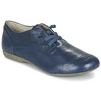 鞋子 女士 德比 Josef Seibel FIONA 01 蓝色