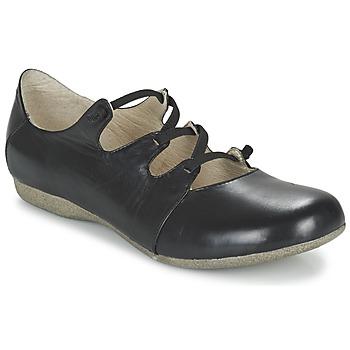 鞋子 女士 平底鞋 Josef Seibel FIONA 04 黑色