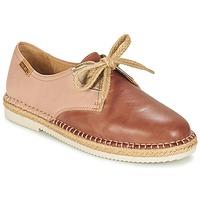鞋子 女士 德比 Pikolinos 派高雁 CADAMUNT W3K 棕色