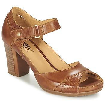 鞋子 女士 凉鞋 Pikolinos 派高雁 JAVA W0K 棕色